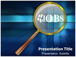 Job Finder PowerPoint Background
