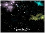 Stars Template PowerPoint