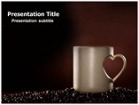Coffee Brands PowerPoint Background
