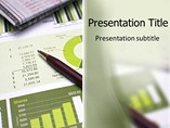 Powerpoint Templates on Financial Review