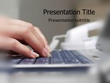 Powerpoint Templates for Laptop Logo