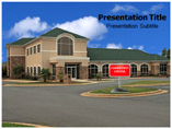 Community Center powerpoint template