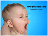 Pandiculation powerpoint template
