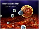 T cell powerpoint template