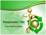 Recycling - Powerpoint Templates