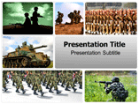 Army Ranks Powerpoint template
