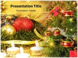 PPT Templates for Christmas Celebration