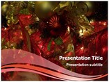 PowerpointTemplates on Christmas Decoration