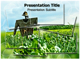 protected cultivation powerpoint template