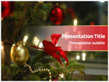 Free PPT Templates Download Merry Christmas