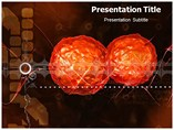 Polio Virus powerpoint template