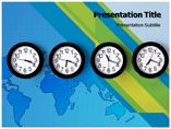 TimeZone powerpoint template
