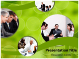 working group powerpoint template