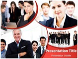 Effective Leadership PowerPoint Background
