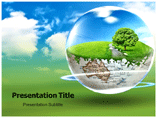 Ecology Journal PowerPoint Ttemplate