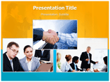 Business Deals PowerPoint Background