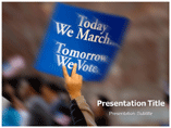 Civil Rights PowerPoint Template