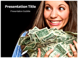 Greed powerpoint template