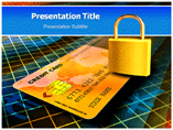 Secured credit powerpoint template