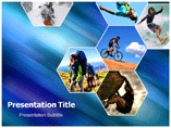 Adventure powerpoint template