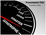 Global Catastrophe PowerPoint Theme