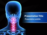 Neck Pain  - Powerpoint Templates