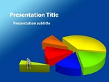 education powerpoint templates - Pie Chart