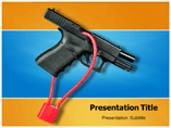 Gun safety powerpoint template