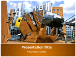 postmodernism architecture powerpoint template