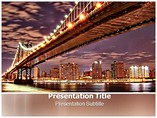 New York City PowerPoint Background