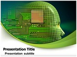 Artificial Intelligency powerpoint template