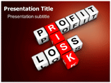 Profit And Risk PowerPoint Slides