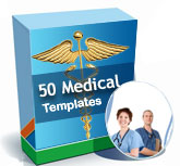 Medical template CD