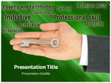 Success Facts PowerPoint Theme