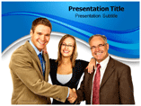 Acquaintance powerpoint template