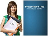 Curriculum powerpoint template
