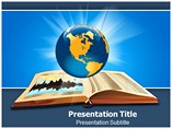 Global Read Design powerpoint template