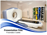 CT Scan powerpoint template