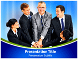 Team Spirit powerpoint template