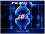 Active Receptor powerpoint template