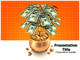 Making Money powerpoint template