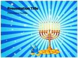 Jewish powerpoint template