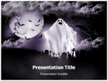 Ghost powerpoint template