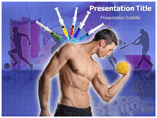 Doping powerpoint template
