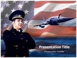 US Air Force powerpoint template
