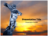 Christ powerpoint template