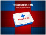 First Aid powerpoint template