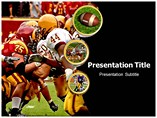Football Positions powerpoint template