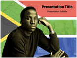African Ethnicity powerpoint template
