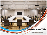 Conference Center Template PowerPoint